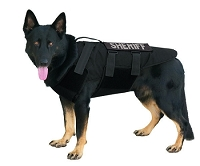 Bark-9™ Canine Armor Carrier - Protech Tactical