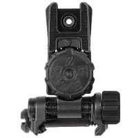 MBUS Pro LR Adjustable Sight - Rear - MAGPUL