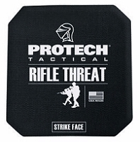 2120 6X6 Mini Side Plate - Rifle Threat - Protech Tactical