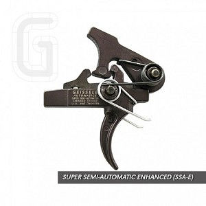 Super Semi-Automatic Enhanced (SSA-E) - Large Pin - Geissele